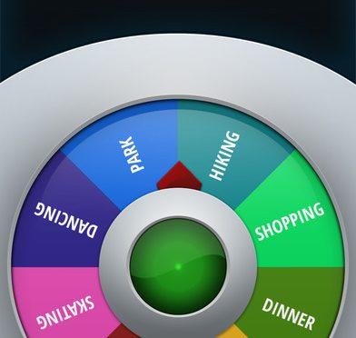 Decided App הדגמה לעבודה עם האפליקציה