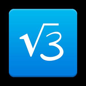 סמליל של אפליקציה לעריכת חישובים והמרת כתב יד לדפוס