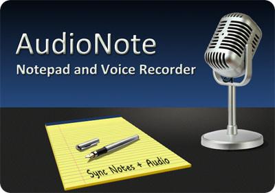 אפליקציית audionote